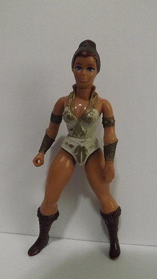 Vintage MOTU TEELA Action Figure Mattel 1981 He-man Retro