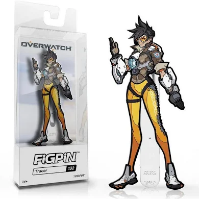 CMD Collectibles Overwatch Tracer FiGPiN