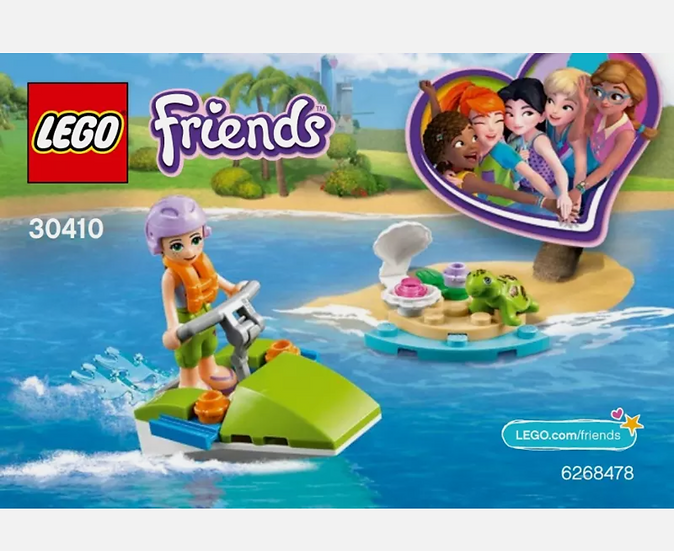 FRIENDS LEGO SET  Lego #30410 Friends  NIP