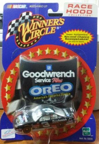 2001 Winner Circle 1/64 Dale Earnhardt #3 Oreo NASCAR