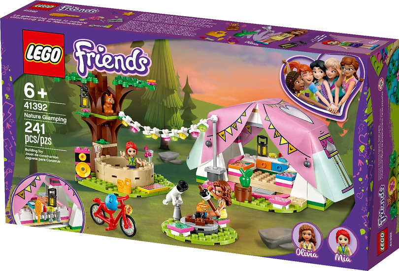 LEGO Nature Glamping LEGO Friends (41392)