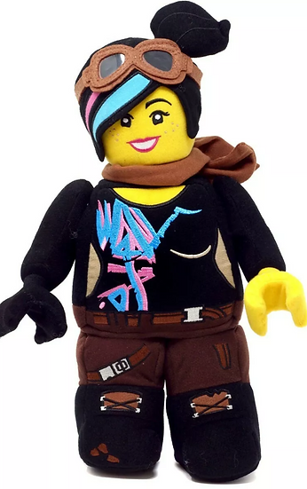 Lego Movie 2 Lucy Plush