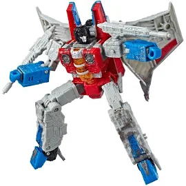 Transformers War for Cybertron: Siege Starscream Voyager Action Figure