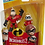 Thumbnail: Incredibles 2 Frozone & Junior Supers Mr Incred and J-J Figures by Jakks Pacific