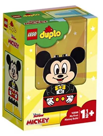 LEGO® DUPLO® Disney™ - My First Mickey Build 10898 Duplo Disney Toy