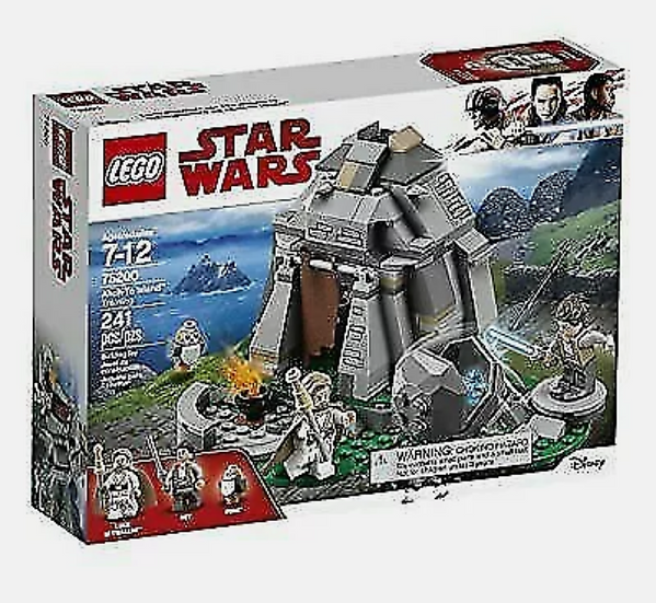 Lego Star Wars 75200 Ahch-to Island Training 241pcs