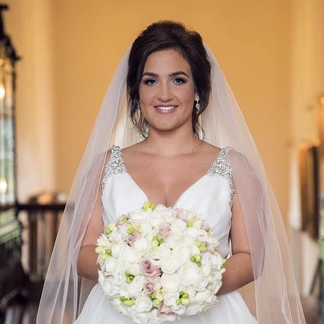 My gorgeous bride Alex 💓_• _narsissist