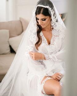 My ultra glam bride Nadia in Gozo, Malta