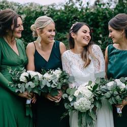 Natasha's beautiful bridal party 💕 #bri