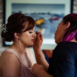 Bridesmaids 💓 #bridal #bridalmua #brida