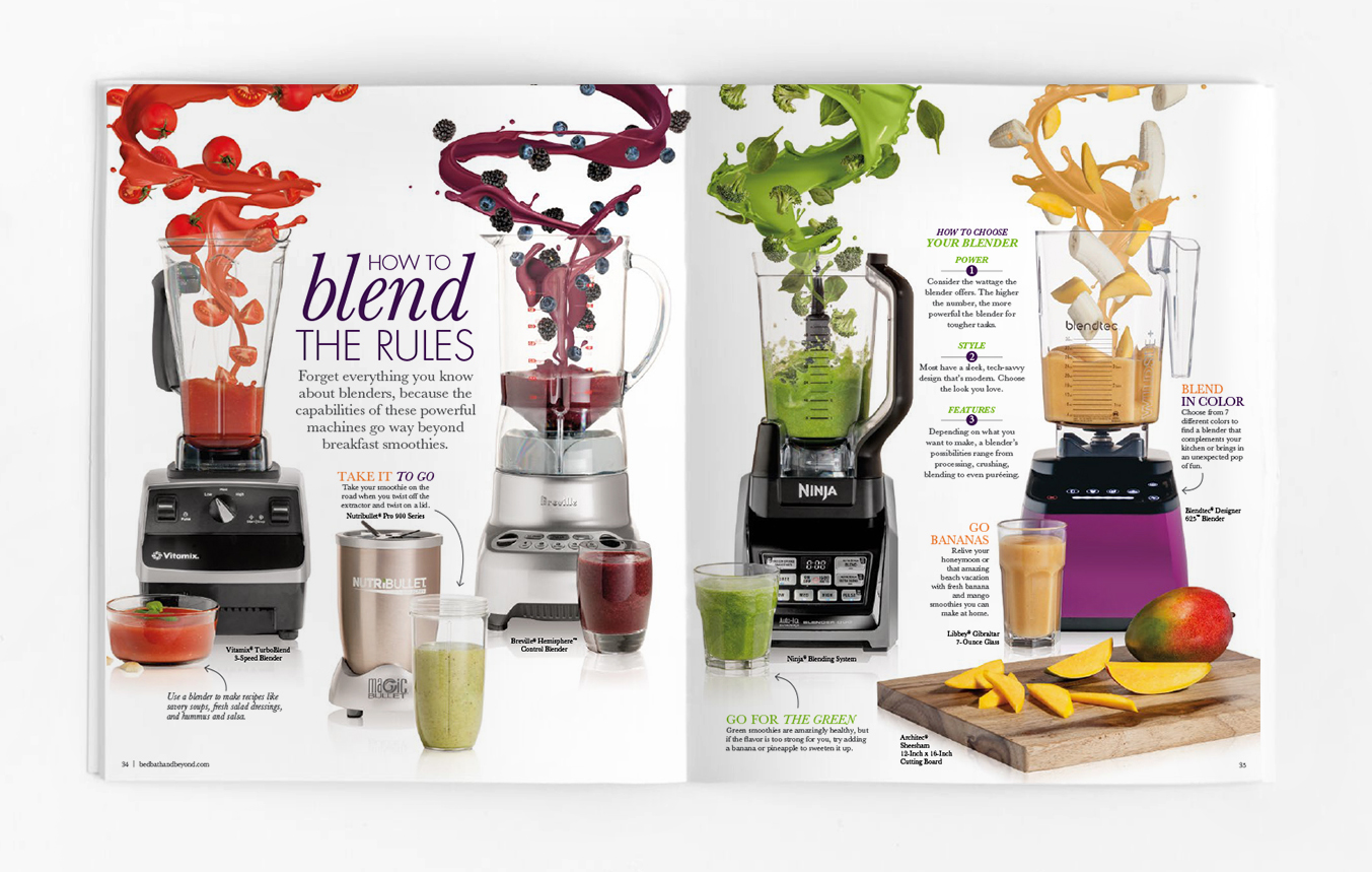 howbook blenders