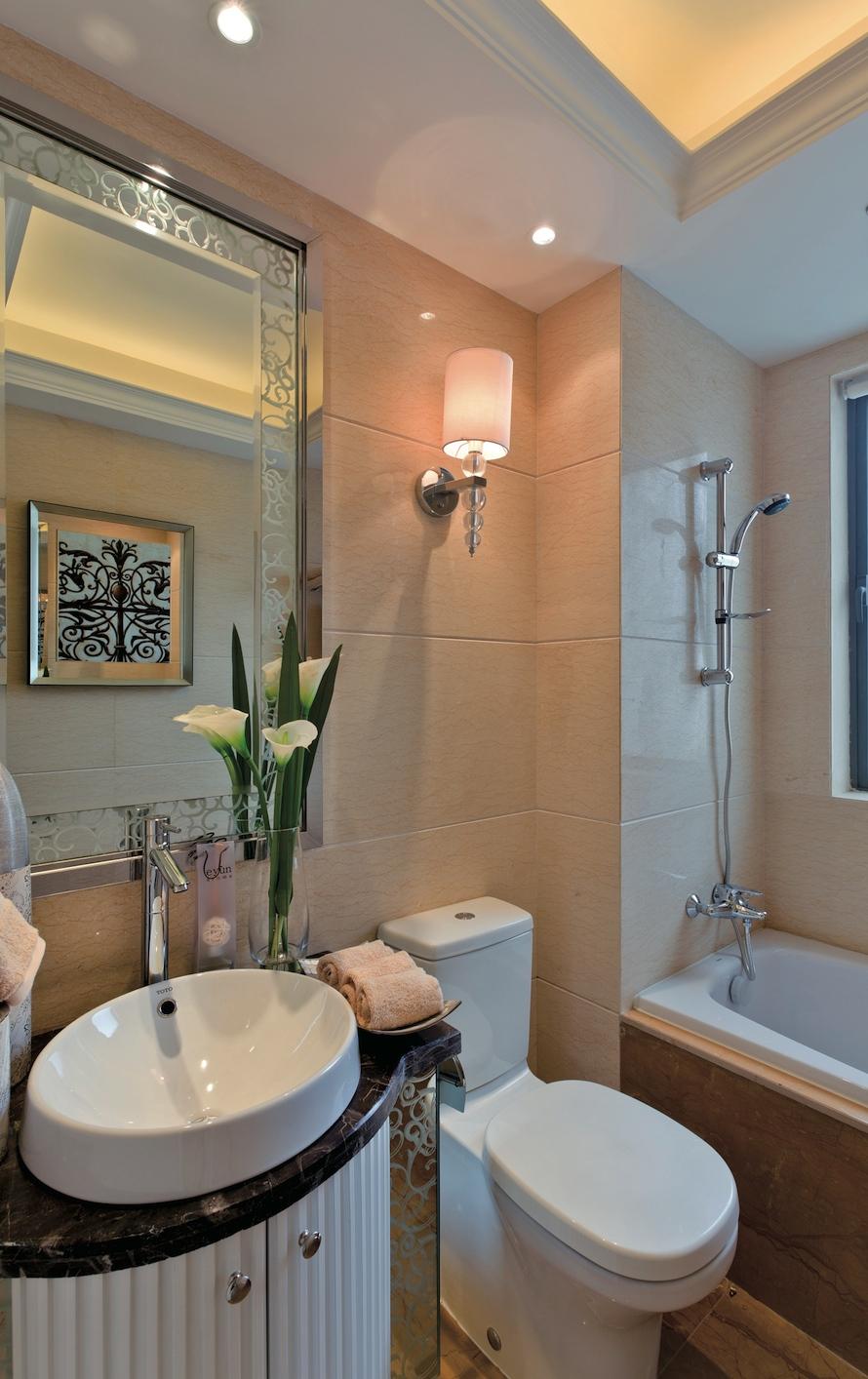 зеркало в ванную пескоструй