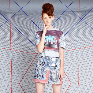 Commercial Print/Fashion Females