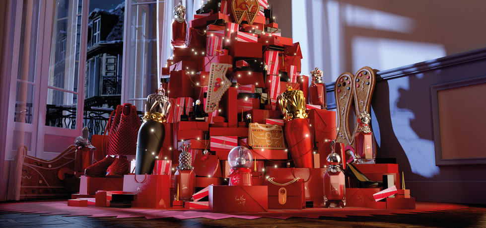 Christian Louboutin - The Gift