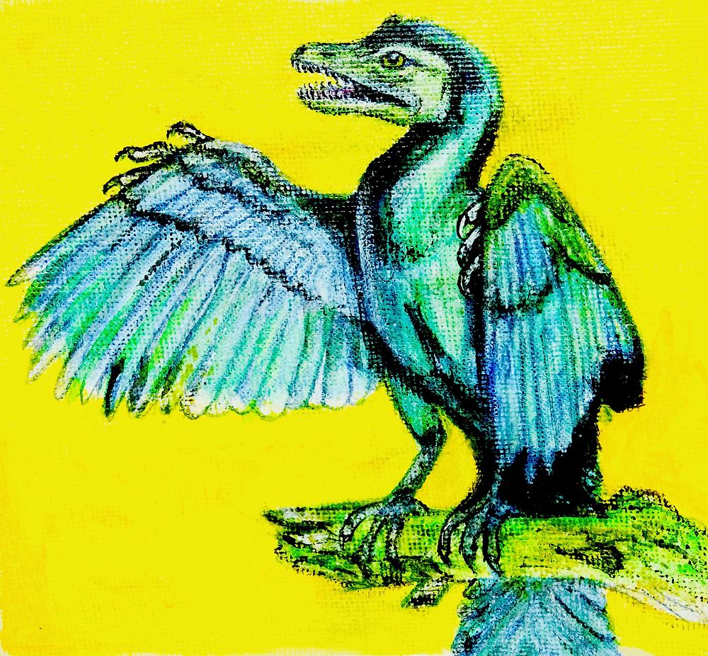 archaeopteryx dinosaur