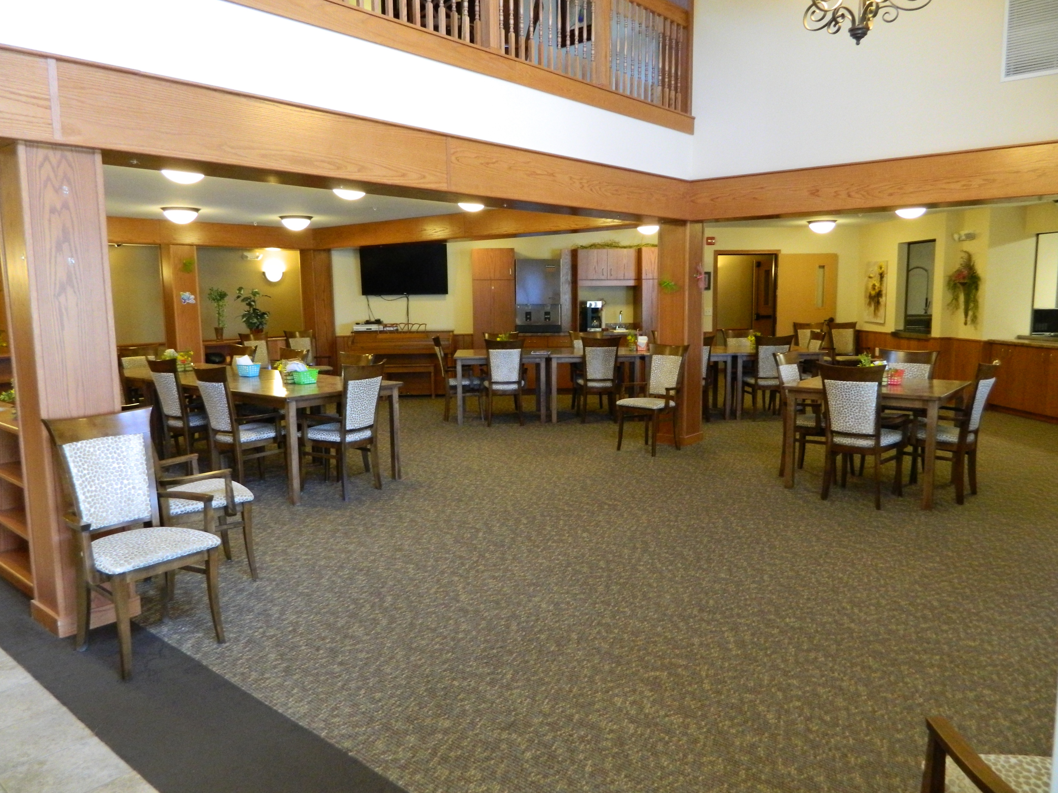 Community Dining Room