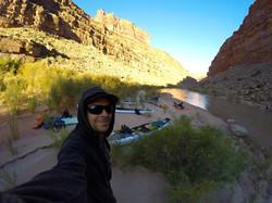 Government Rapid Camp Selfie