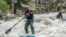 Whitewater SUP Videos - Mike Tavares