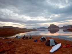 Lake Powell Camp #1