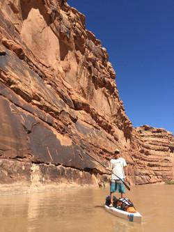 Red Rock - San Juan River