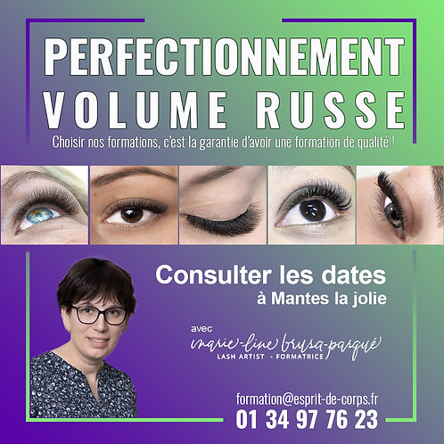 Perfectionnemnt Volume Russe
