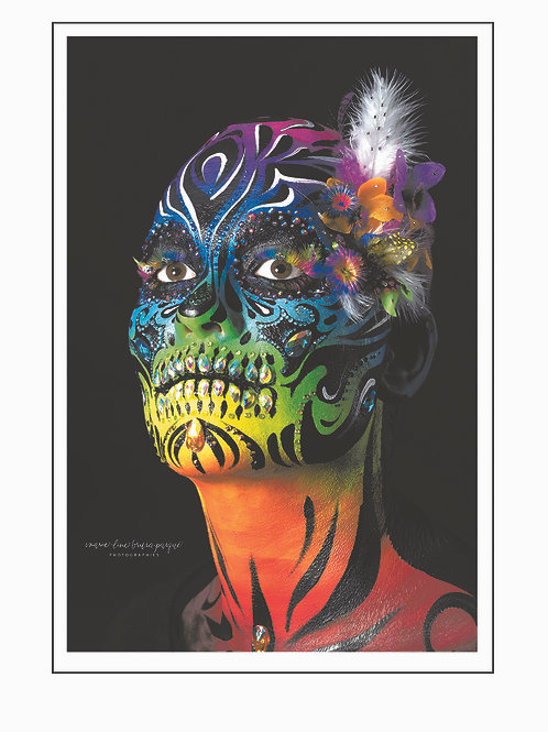 Poster Lash Art Mexican