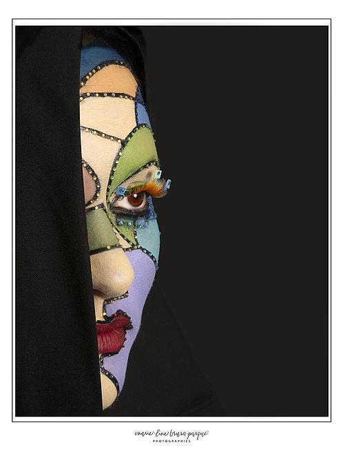 Poster Lash Art Eye of Cobijada