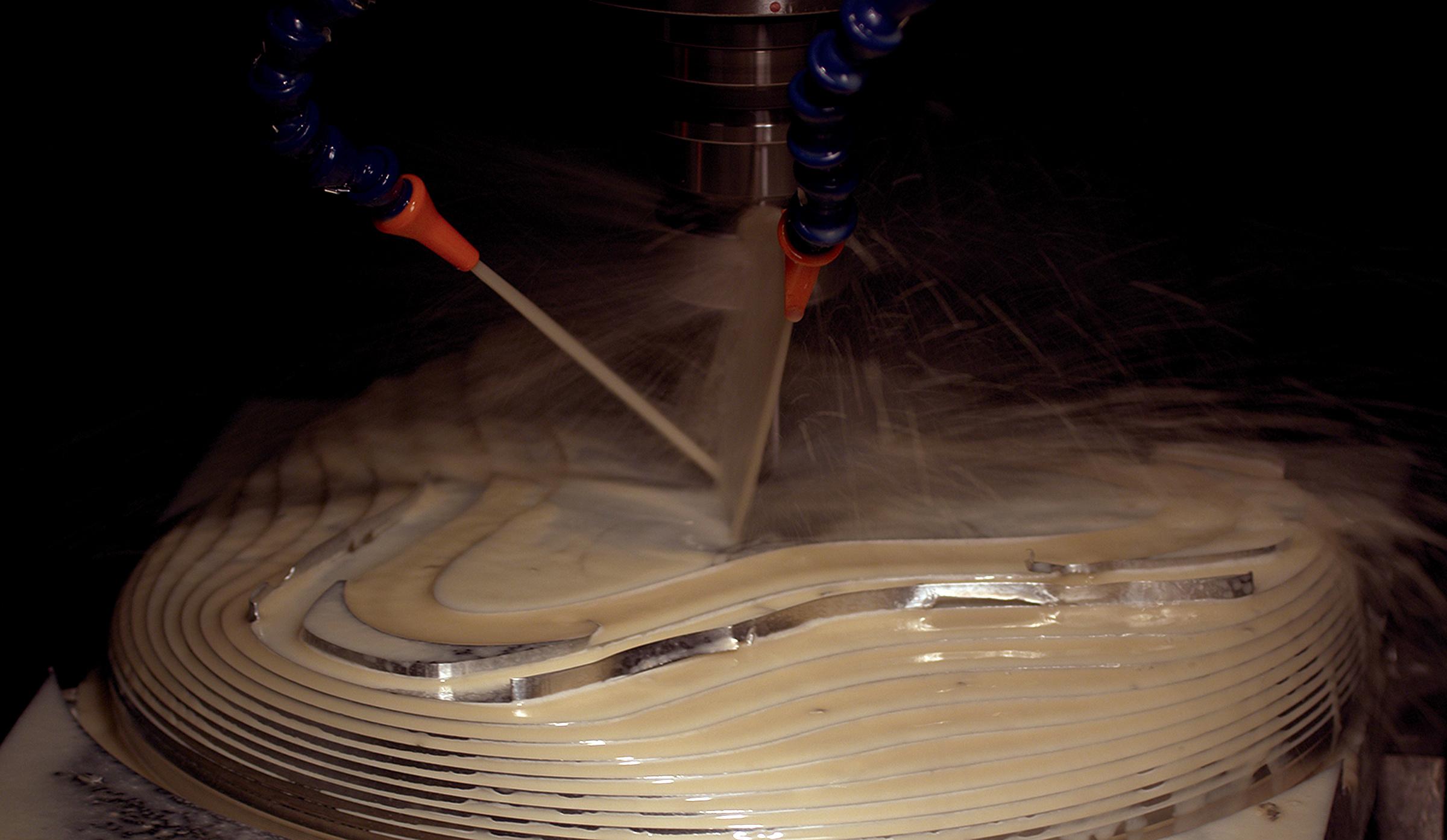 CNC wet Large