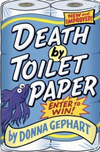 3 Questions for Donna Gephart, Sydney Taylor Honor Winner for DEATH BY TOILET PAPER