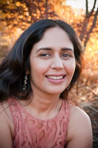 Get to Know Asian American Children's Authors: Nandini Bajpai, Author of Starcursed