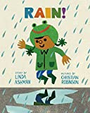 Mommy Read It Again: Rain! by Linda Ashman, Illustrated by Christian Robinson