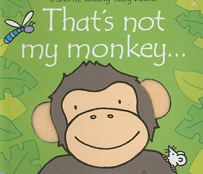 Monkey Week: 8 Monkey-tastic Board Books