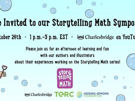 Storytime Math Symposium