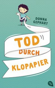 Death by Toilet Paper German Cover