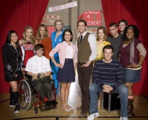 Glee episode #2 boring and offensive