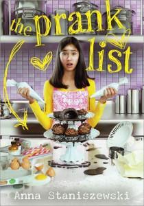 Guest Post: Author Anna Staniszewski's Top Three Food-Centric Novels
