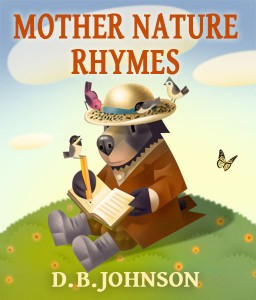 Picture book review: Mother Nature Rhymes (for iOS) by D.B. Johnson