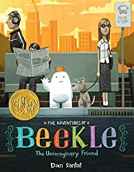 Mommy Read it Again: The Adventures of Beekle by Dan Santat