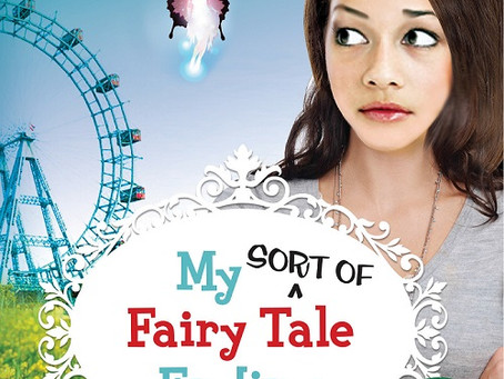 Guest Post by Author Anna Staniszewski: Top Five Favorite Fairy Tales