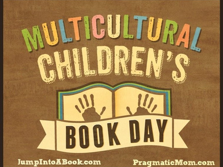 Multicultural Children's Book Day Blog Post and Book Review