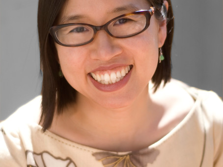 Get to Know Asian American Children's Authors: Grace Lin, Author of Starry River of the Sky