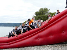 Team Wai Wakanui Water Slide