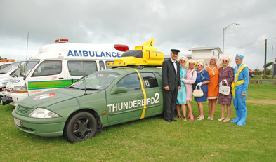 Thunderbirds team