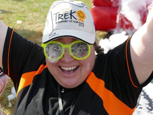Best Start smiles on the 2019 Trillian Trek
