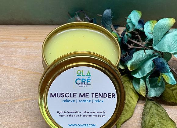 Muscle Me Tender