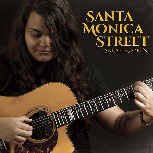 Santa Monica Street CD