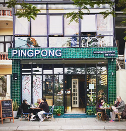 PingPong Cafe & Decor