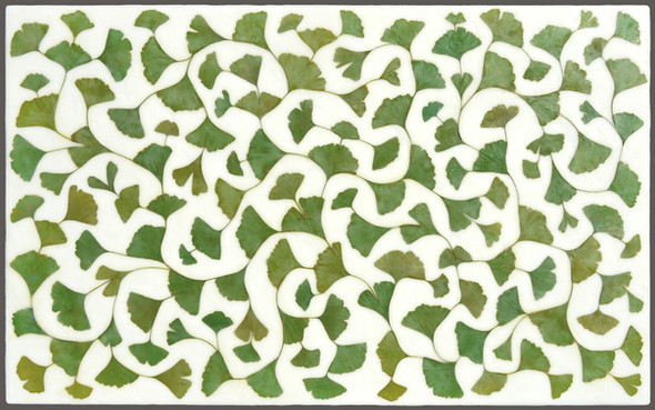 Ginkgo Tessellation VIII - The Scars of Process