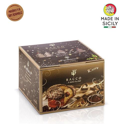 Panbacco al Cacao/Nocciola 900gr Bacco
