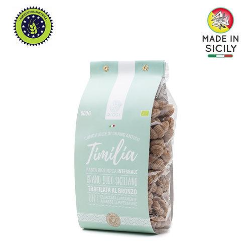 Pasta Conchiglie Timilia Bio 500 gr Riggi
